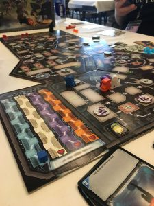 Clank In Space Board Game Play