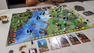 Raiders Of The North Sea Game Play