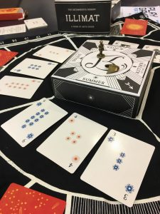 Illimat Game Play